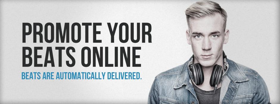 Promote Beats Online